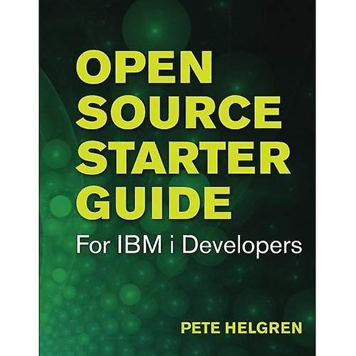 Open Source Starter Guide for IBM I Developers