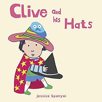 Clive and his Hats (All About Clive) [Board book]