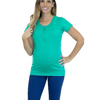 Vigor Maternity Active Tee with Mumband Support