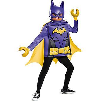 Lego Batgirl Child Costume