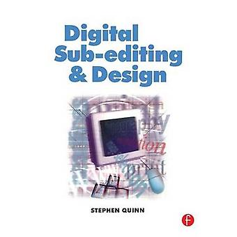 Digital SubEditing och Design av Quinn & Stephen