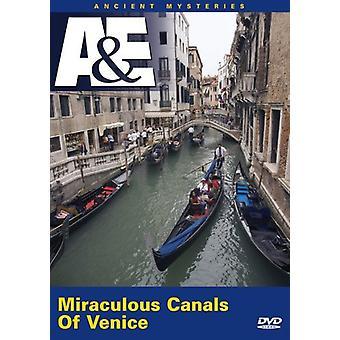 Importar canales milagrosa de E.e.u.u. de Venecia [DVD]