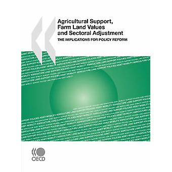 Agricultural Support Farm Land Values and Sectoral Adjustment  The Implications for Policy Reform by OECD Publishing