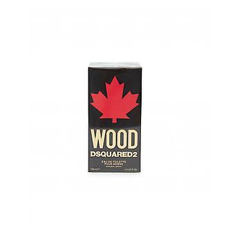 Dsquared Fragrance D2 Wood 100 Ml Edt