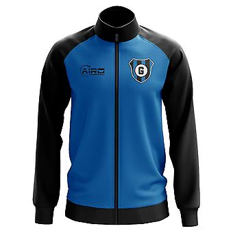 Gremio konceptet fotboll Track Jacket (blå)