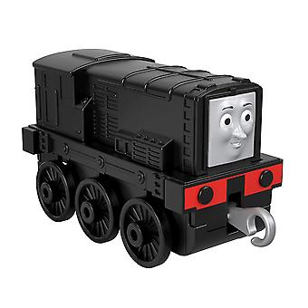 Thomas and Friends FXX06 Track Master Push Along Small Die-Cast Diesel