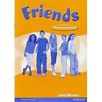 Vänner Starter: Arbetsbok 1