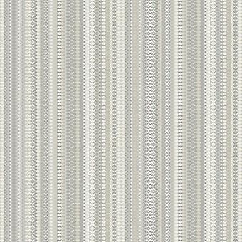 Streep vlekken Azteekse patroon behang zilver metallic plak de muur Holden decor