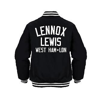 Lennox Lewis Boxing Legend Jacket
