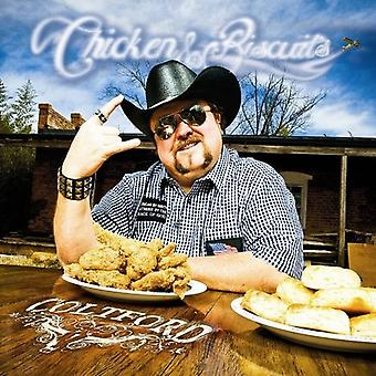 Colt Ford - importation USA poulet & Biscuits [CD]
