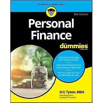 Personal Finance For Dummies by Personal Finance For Dummies - 978111