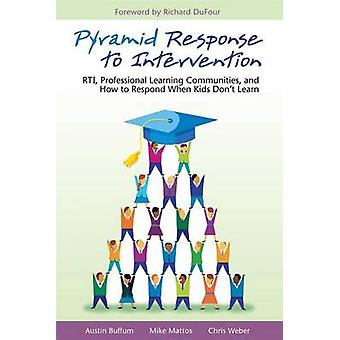 Pyramid Response to Intervention - RTI - Professional Learning Communi