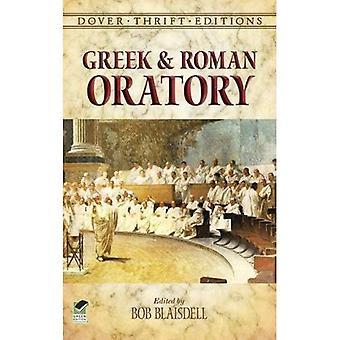 Græske og romerske Oratory (Dover sparsommelighed udgaver)