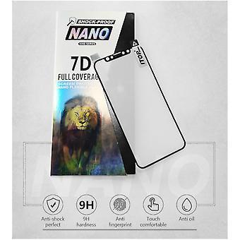 Protecteur d'écran 7D Nano Flex Verre Samsung M20