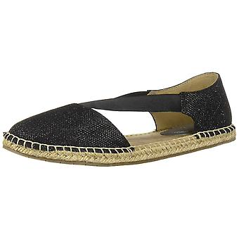 Kenneth Cole REACTION Women's How Elastic Flat Espadrille Sandal