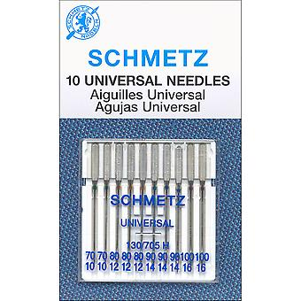 Universal Machine Needles-Size 70/80/90/100 10/Pkg 1835