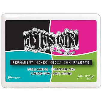 Dylusions Mixed Media Palette-  AMP47728