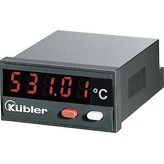Kübler CODIX 531 Digital Thermometer Display -19999 up to + 99999 ºC