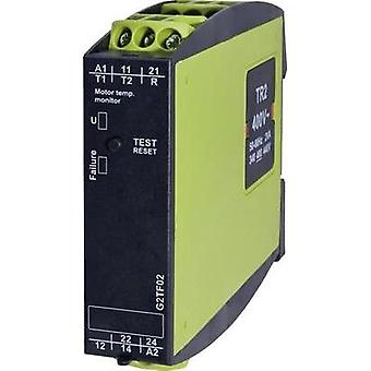 tele 2390100 G2TF02 Gamma Temperature Monitoring Relay, PTC Temperature monitoring with a PTC