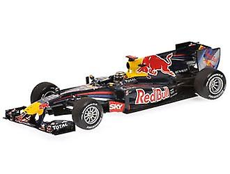 Red Bull Renault RB6 (Sebastian Vettel - Winner Brazilian GP 2010)