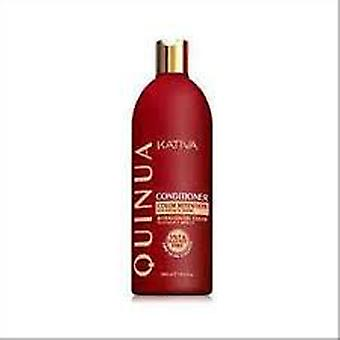 Kativa Quinoa Conditioner 500 Ml. (Woman , Hair Care , Conditioners and masks)