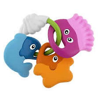 Chicco Fish Teether Rattle (Infanzia , Cura infantile , Giocattoli)