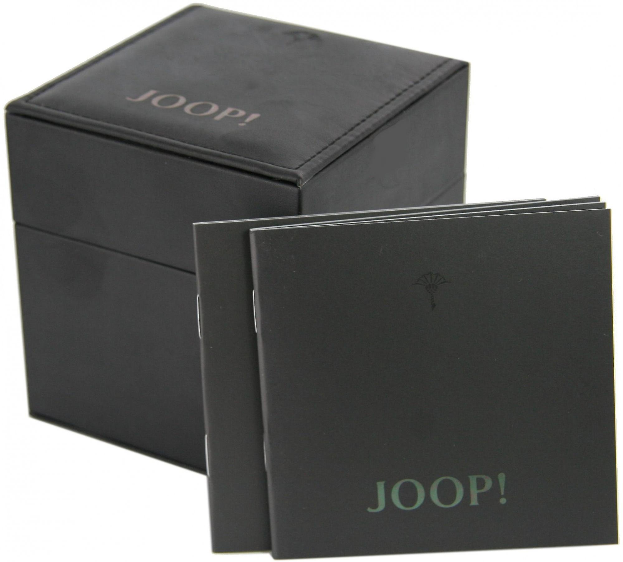 Joop Men clock Classic JP100461F02 leather strap
