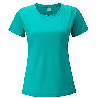Rab Womens intervallo Tee Spumarine (taglia UK 16)