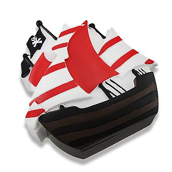 Pirate Ship Trinket Box des enfants