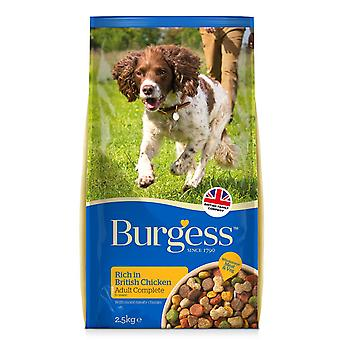 Burgess Adult Dog Chicken 2.5kg