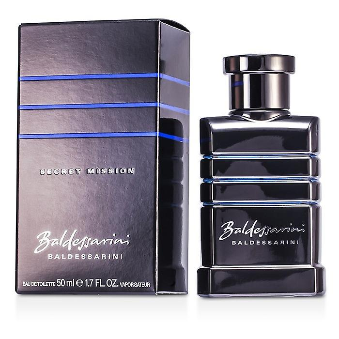 BALDESSARINI Secret Mission Eau De Toilette Spray 50ml / 1. 7 oz
