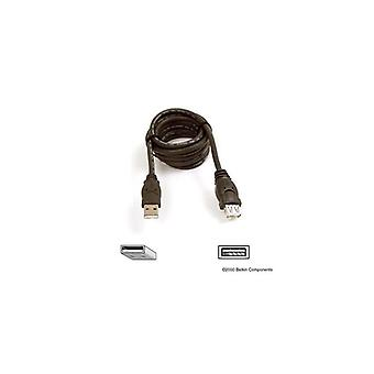 Belkin USB 2-0 PRO Series Cable-Type A male - Type A female-3m