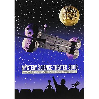 Mystery Science Theater 3000: 25 rocznica Edi [DVD] USA import