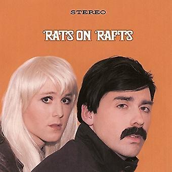 Rotter på tømmerflåder - nogle fløjl morgen s/h sidste dag på Eart [Vinyl] USA importerer