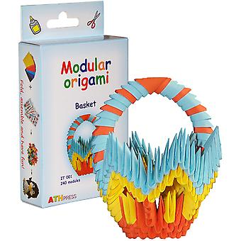 Modular Origami Kit-Basket IT 001