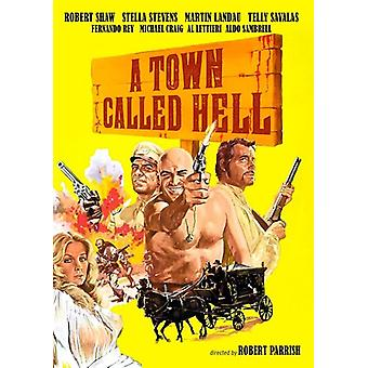 Town Called Hell [Blu-ray] USA import
