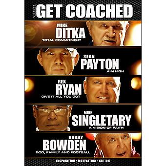Get Coached - Get Coached: Complete Series [DVD] USA import