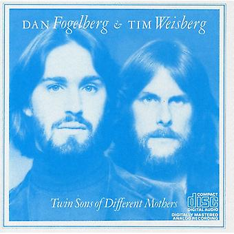 Fogelberg/Weisberg - Twin Sons of Different Mothers [CD] USA import