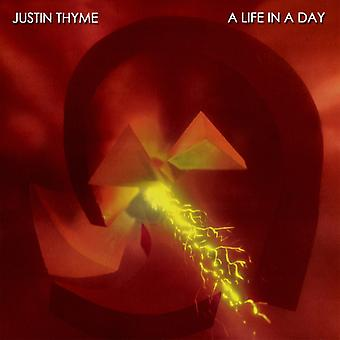 Justin Thyme - A  Life in the Day [CD] USA import