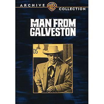 Man From Galveston [DVD] USA import
