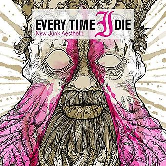 Every Time I Die - importazione USA New Junk Aesthetic [CD]