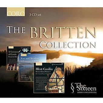 B. Britten - The Britten Collection [CD] USA import