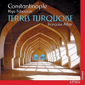 Francoise Atlan - Terres Turquoises [CD] USA import
