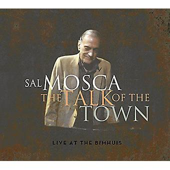Sal Mosca - Talk of Town [CD] USA importerer