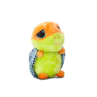 Aurora World 5-Inch Yoohoo and Friends Rockee Turtle Plush Toy