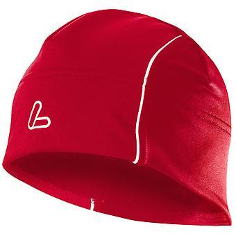 Löffler WINDSTOPPER Hat rød - 09226-551
