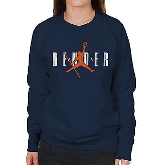 Just Bend It Avatar The Last Airbender Women's Sweatshirt