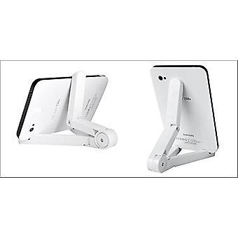 Boolavard ® Portable Folding Holder Stand for iPad / iPad 2 / New iPad / Samsung Tablets