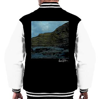 Echo And The Bunnymen A Promise Single Sleeve Men's Varsity Jacket