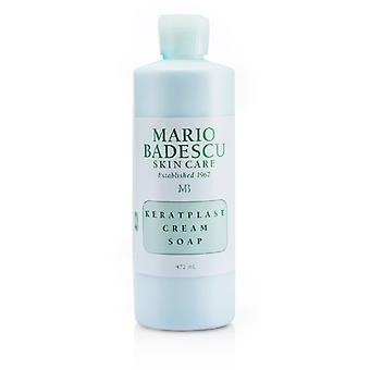 Mario Badescu Keratoplast Cream Soap - For Combination/ Dry/ Sensitive Skin Types 472ml/16oz